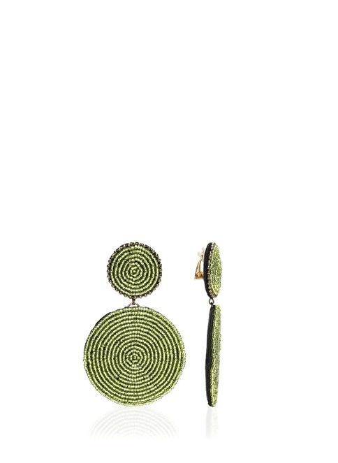 Ken Samudio Küpe Yeşil